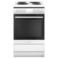 AMICA 508EE1W Freestanding Electric Cooker