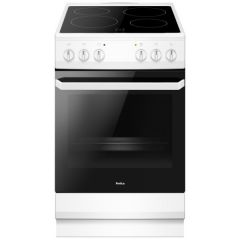 AMICA AFC1530WH Freestanding Electric Cooker