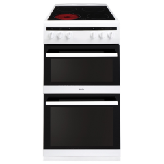 AMICA AFC5100WH Freestanding Electric Cooker
