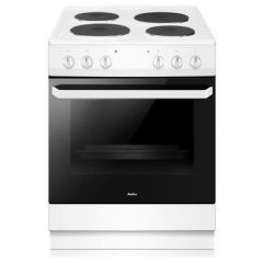 AMICA AFS1630WH Freestanding Electric Cooker