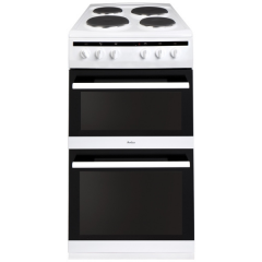 AMICA AFS5500WH Freestanding Electric Cooker