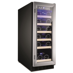 AMICA AWC300SS Freestanding Wine Cabinet