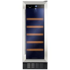 AMICA AWC301SS Freestanding Wine Cabinet