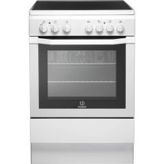 Indesit I6VV2AW Freestanding Electric Cooker