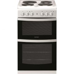 Indesit ID5E92KMW Freestanding Electric Cooker