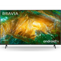 """Sony KE85XH8096BU 85"""" 4K Ultra HD HDR LED Android TV with X-Balanced Speakers + Triluminos Display"""