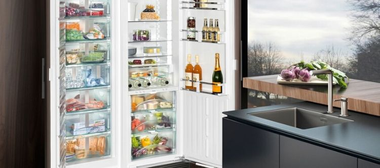 What is an Integrated Fridge Freezer?
